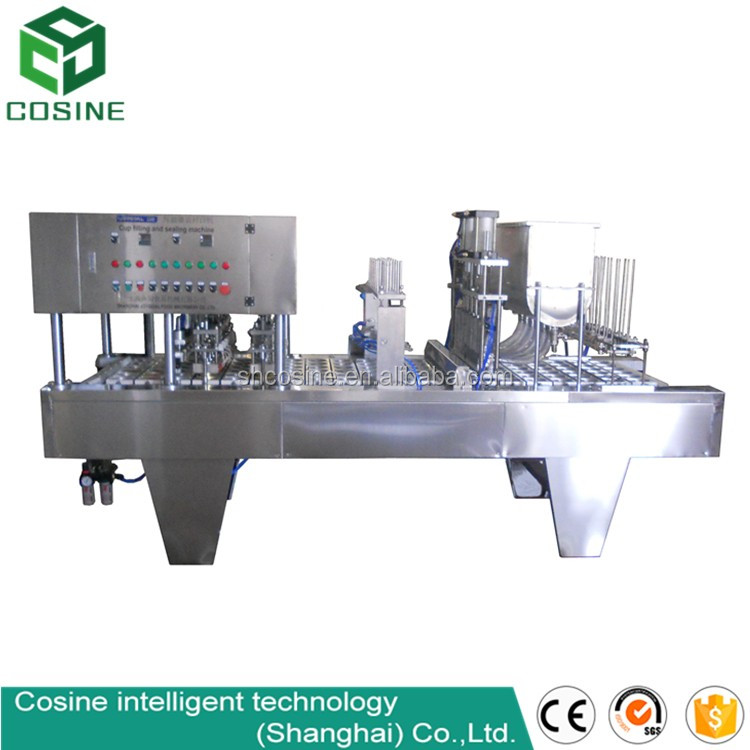 portable induction foil cap sealer /plastic cup sealing machine