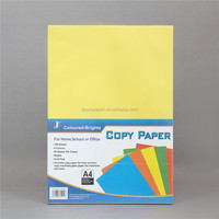 colourful offset free wooden 100% paper dermatoglyph paper