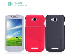 Original Nillkin Super Frosted Shield Hard Back Cover Case For Lenovo A706