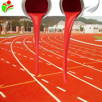 high quality synthetic surface material for running track,raw material for sport flooring