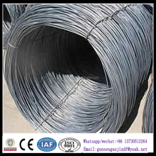 Q235B dia 8mm hot rolled carbon steel wire rod