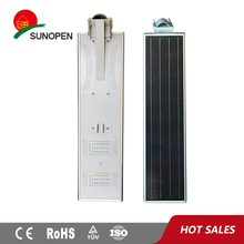 Shenzhen Eson Motion sensor LED solar street light retrofit kits with 2 years warranty