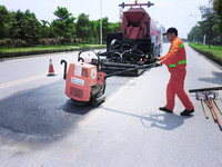 Freetech PM500 Asphalt Road Hot in Site Sealing Patching Machine