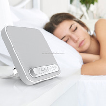 OEM/ODM new design white noise sound machine for baby smoother sleeping