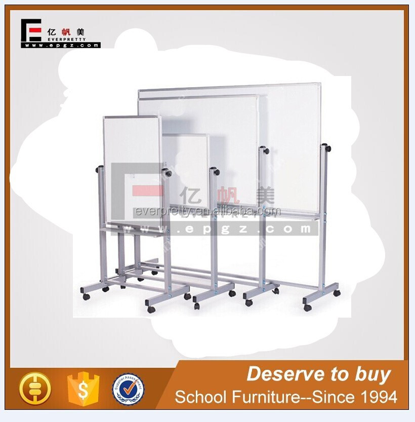 Whiteboard for classroom, whiteboard with stand for kids, teaching whiteboard with roller