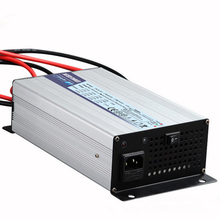 China Manufacturer lipo battery charger with plug lifepo4 24v 12a li-ion 8.4v