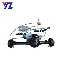 High Quality Heavy Truck Atv Rear Axle With Reverse