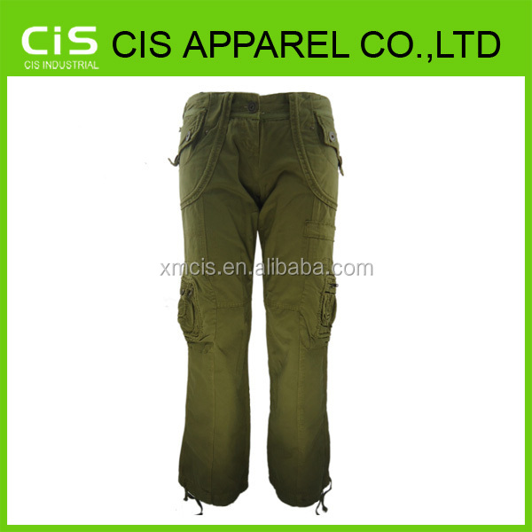 men 100% cotton khaki cargo pants men cheap pant,legging