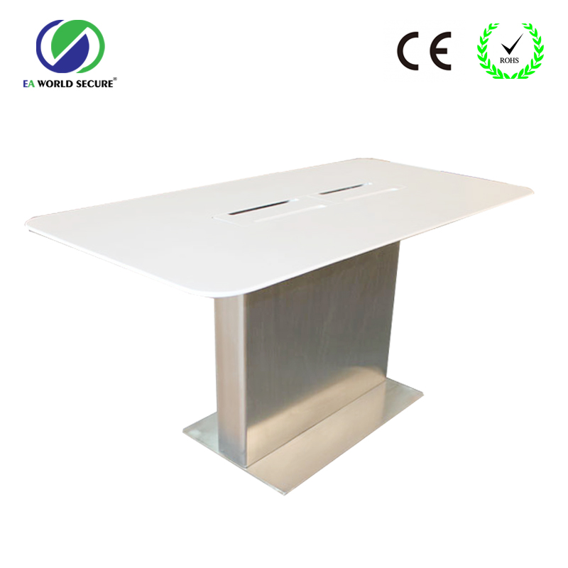OEM display tables for mobile phone retail shops,Samsung mobile store display tables,tables for mobile retail