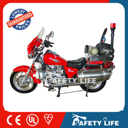 China firefighting Motorcycle with fire suppression system