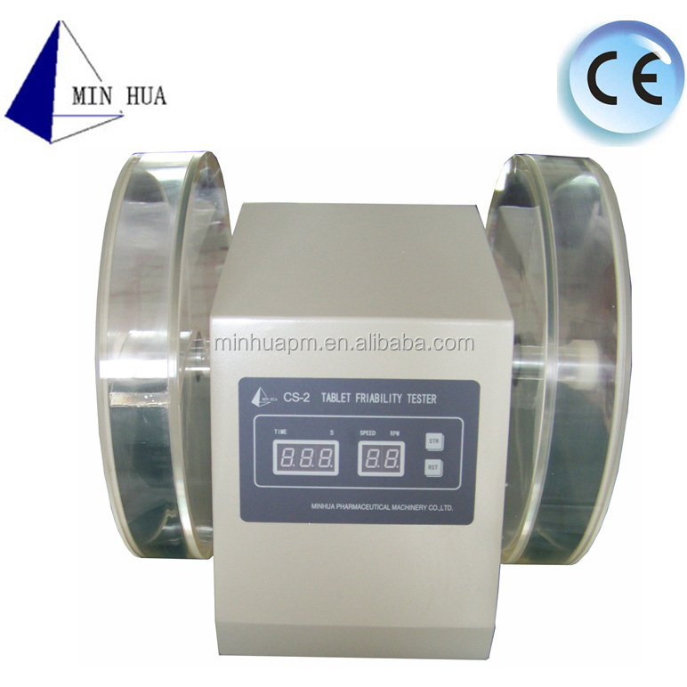 CS-2 Tablet friability tester/Laboratory drug testing instrument