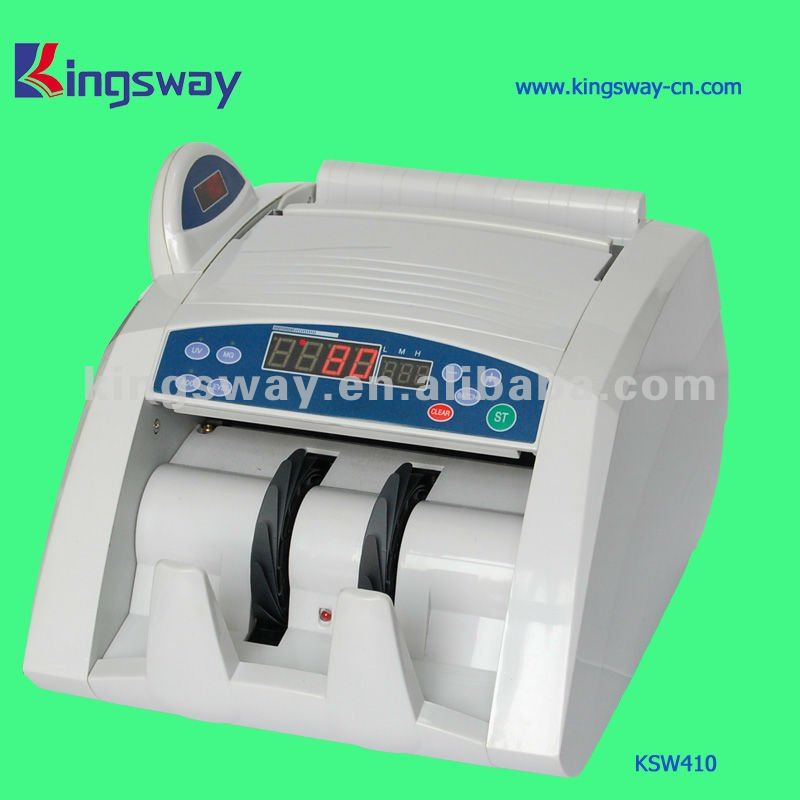 2015 Portable Banknote Counter KSW410