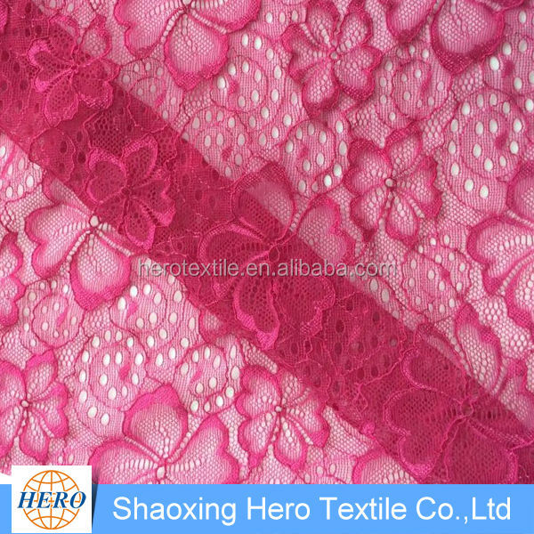 Fashion cotton lace, Cotton embroidery guipure lace fabric