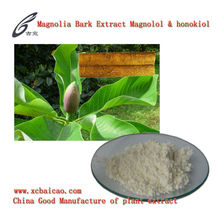 Officinal Magnolia Bark Extract magnolol honokiol plant extract