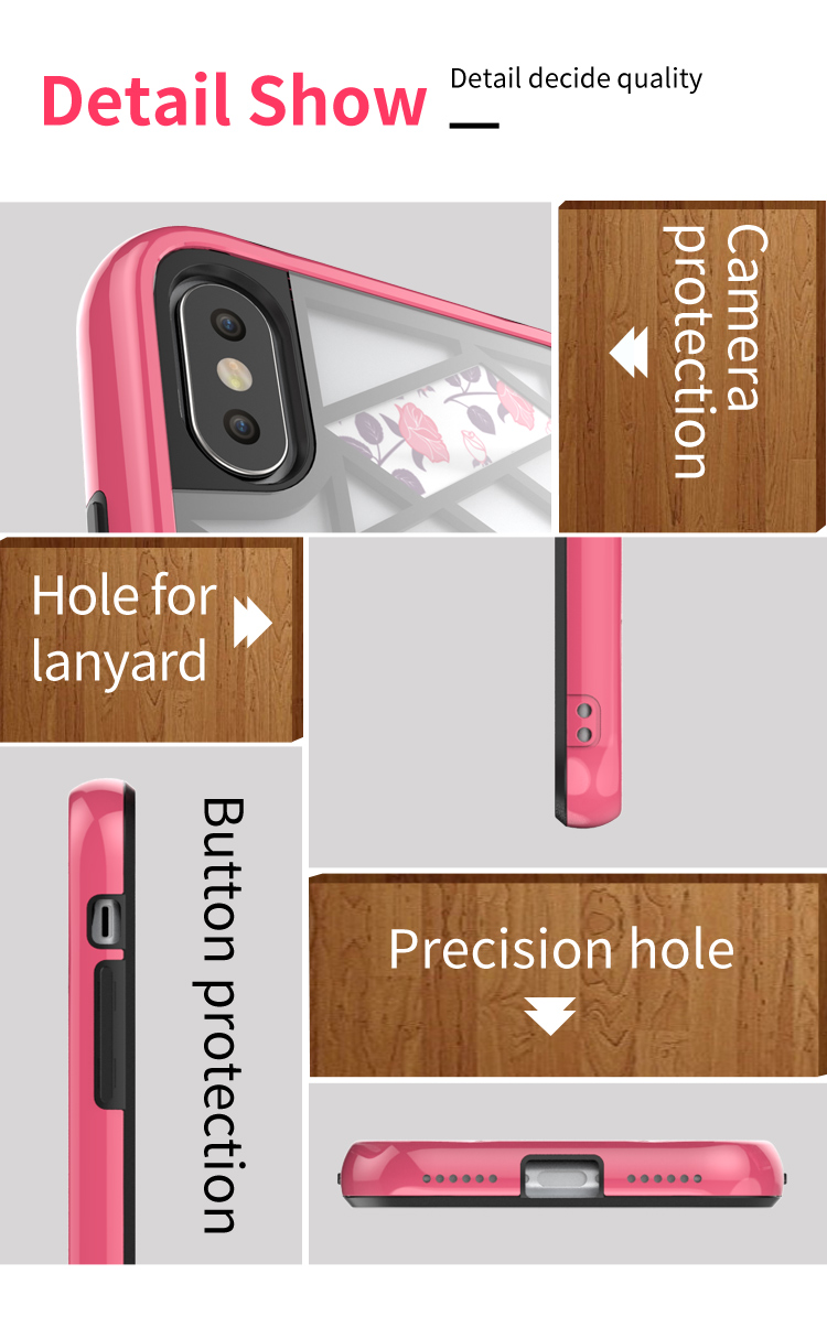 Hot Product DIY Photos smartphone case for iphone x,for iphone x shockproof armor case cover