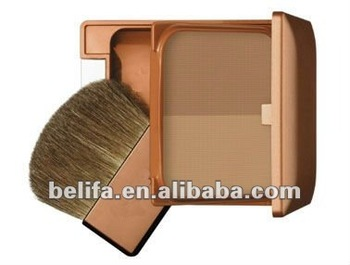 Fashion Adjustable Compact Makeup Brush Cosmetic Free Sample