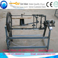 Hot sale easy operate top quality jute rope making machine