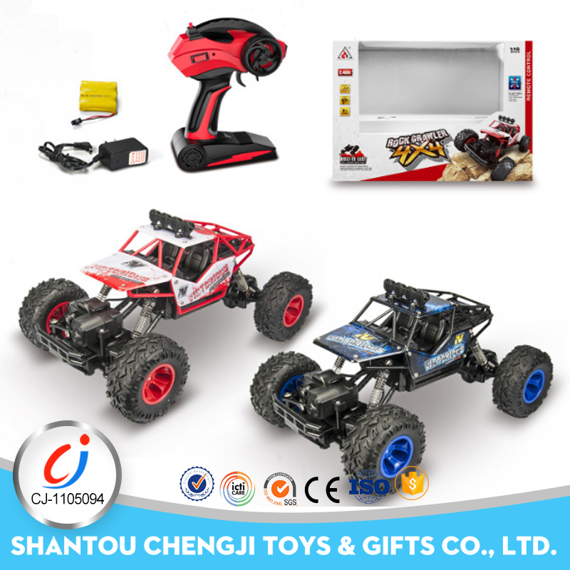 2.4GHz rock crawler 4x4 electric fast rc toys accessory