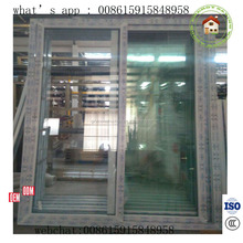 cheap price upvc sliding door in foshan plastic vinyl