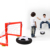 Wholesale air hover soccer ball air football set indoor soccer set