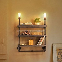 Industrial Vintage Wall Sconce Light with factory price
