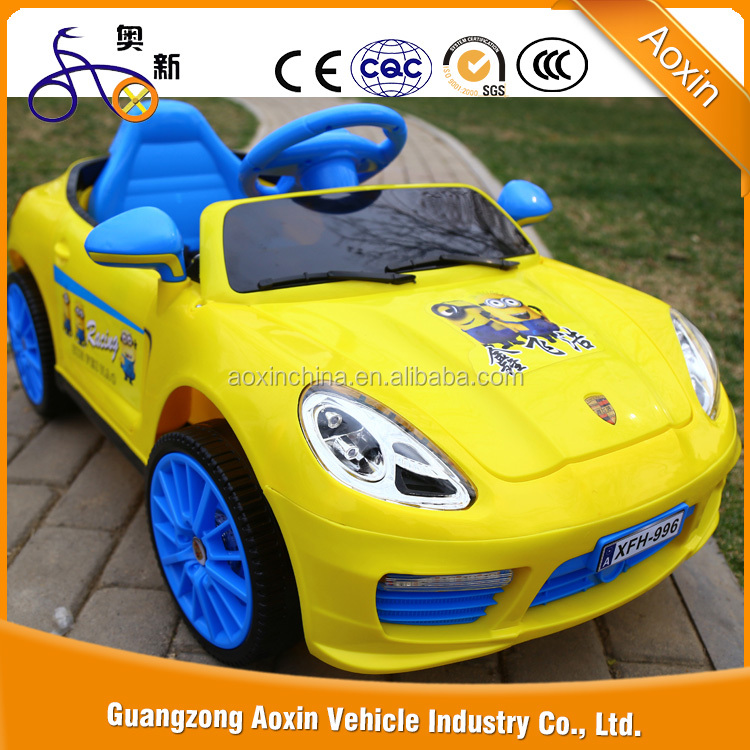 New model children battery operated chinese kids electric car innovative products for import