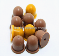 colored Cheapest Tapered Rubber Plug