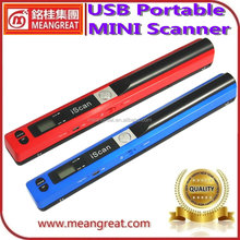 A4 document USB Portable Mini Scanner