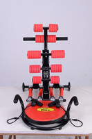 Professional Gym Fitness total core ab machine exercise fitness