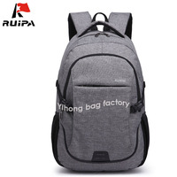 every day fashion Charcoal grey backpack bag 2016