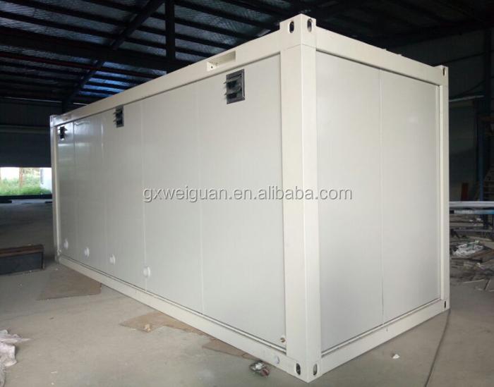 2016 nuovo tipo flat pack container casa case - Casa container prezzo ...