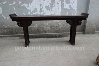 Chinese Antique Recycled Wood Furniture Altar Table
