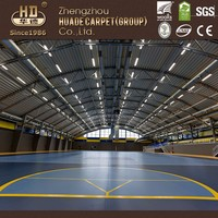 Factory Supply Attractive Price Pvc Flooring Used For Professional Basketball Court