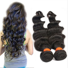 New products 2016 innovative product hair loose deep virgin brazilian human hair wave extensions
