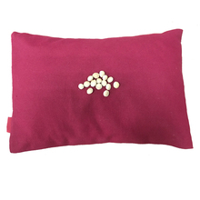 Hot and Cold Therapy Thermal Cherry Stone Neck Pillow Wrap