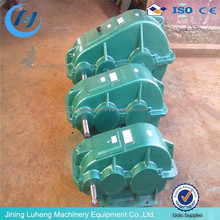 ZDY/ZLY/ZSY general purpose industrial gearbox manufacture in Luheng factory