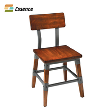 High Quality Beech Wood Chair With Solid Wood Seat