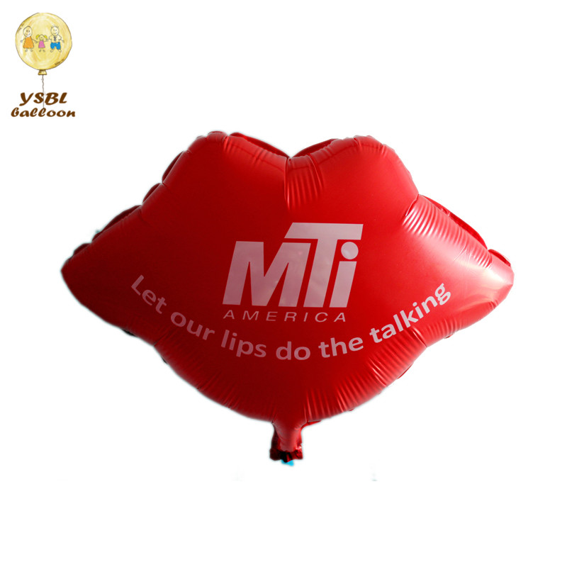 Made In China Foil Helium EN71 Logo Printed Promotional Used Wholesale Custom Balloon
