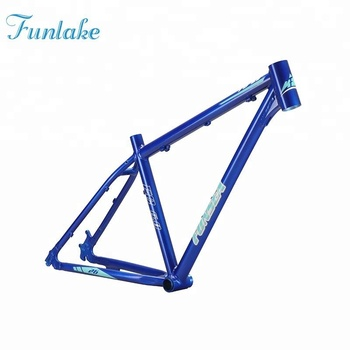 MTB cycling bicycle parts alloy #6061 material downhill bike frame mountain bike frame
