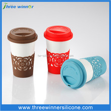 silicone rubber cup holder cover wholesale silicone cup holder