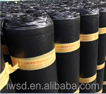 LW quality self adhesive modified bitumen APP waterproof membrane for tunnel/swimming pool/road,thickness 1mm/1.2/1.5/2/3/4mm