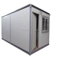 low cost and high quality well designed container module house