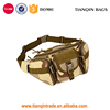 High Density Wear-resistant Tactical Waist Pack Multi-functional Travel Large Army Waist Bag