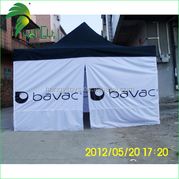trade show graphic custom tents canopy aluminum tent with white walls