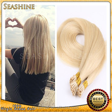 Best Selling Hair Virgin Brazilian I tip Human Hair Extensions China Supplier Wholesale