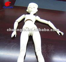 BJD Doll with Joint, Movable Doll Toy, 12inch H Make up Doll Figurine