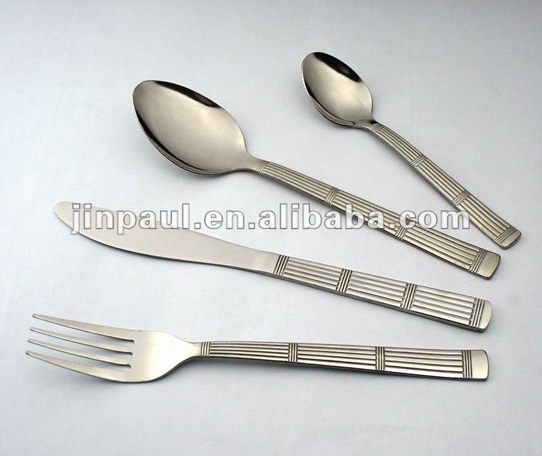 stainless steel cheap flatware