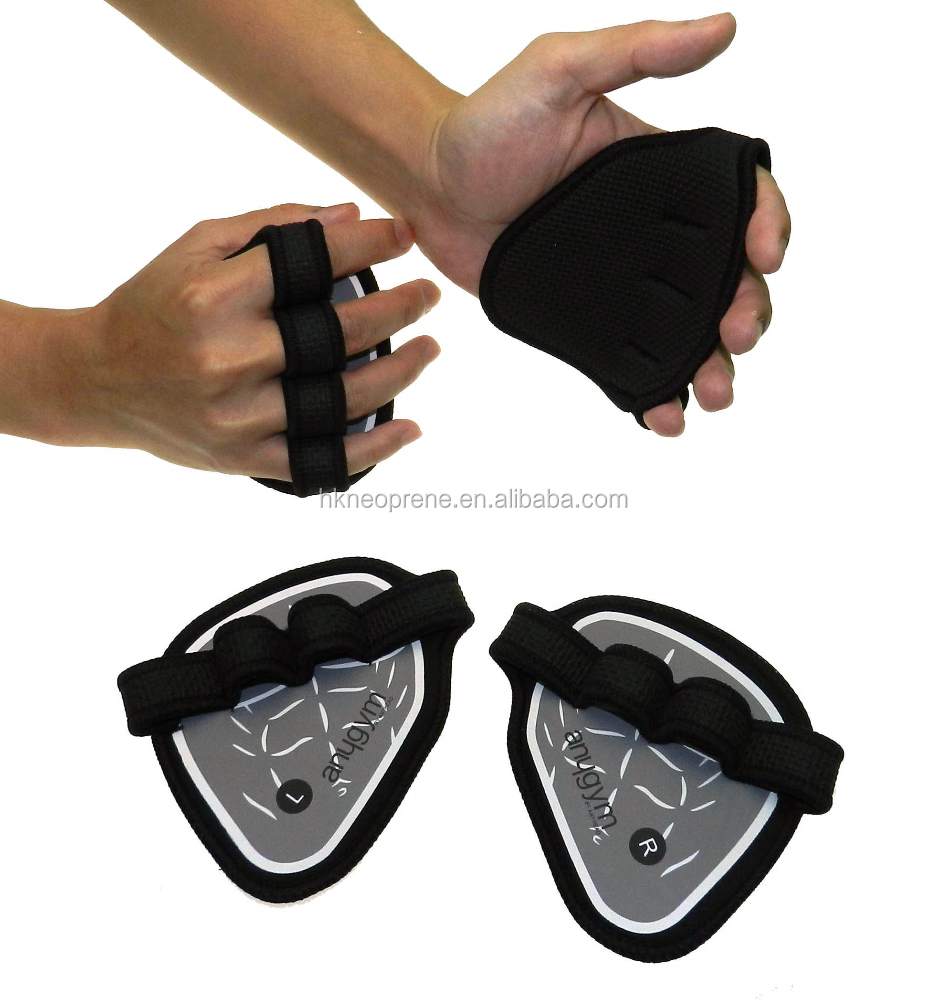 New Grip weight Lifting Gym Gloves