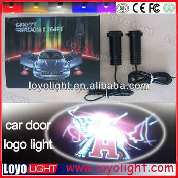 sales leader led car door logo laser projector light
