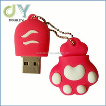 custom Hot sale funny cute beautiful beauty usb, cartoon usb flash memory, usb flash memory on promotion